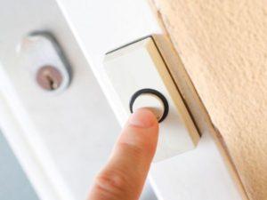Установка дверного звонка в Калуге