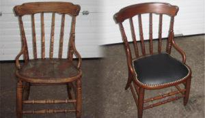 Перетяжка стульев на дому недорого в Калуге