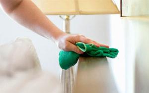 Уборка пыли в квартире и доме в Калуге