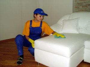 Чистка мебели на дому в Калуге